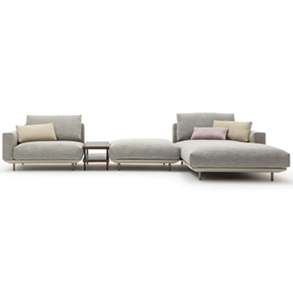 Rolf Benz Volo Loungesofa